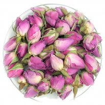 Red Rosebud - Herbal Tea
