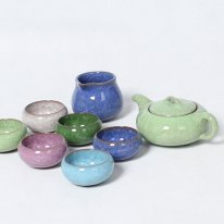 Bing Lie Bei - Ceramics Tea Set