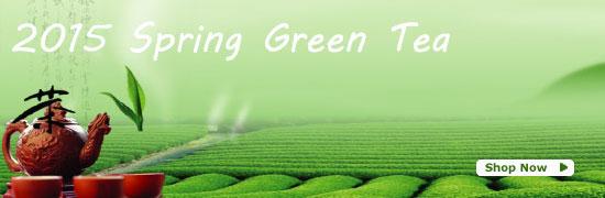 Spring Green Tea